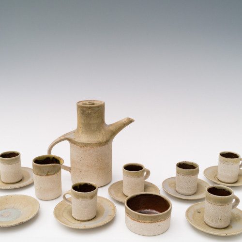 Ruth Duckworth coffee set
