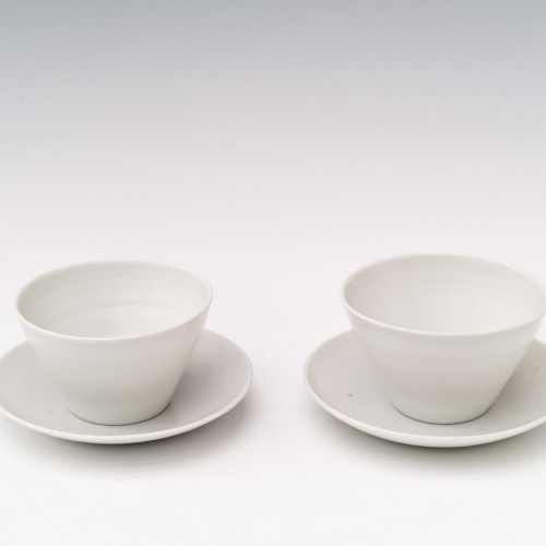 Joanna Constantinidi's bowl and saucer