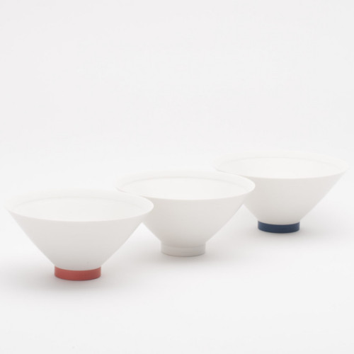 Jaejun Lee Flared Coloured Bowls