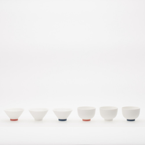 JaeJun Lee Coloured Bowls and Flared Coloured Bowls