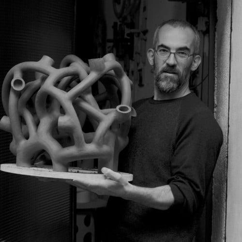 Fausto Salvi studio image