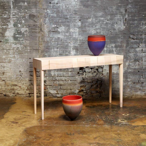 Pippin Drysdale and Nest Designs represented by Joanna Bird Conteporary Collections at COLLECT 2017