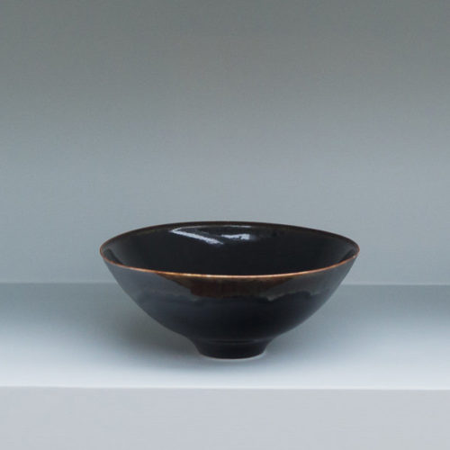 Chris Keenan Tenmoku bowl