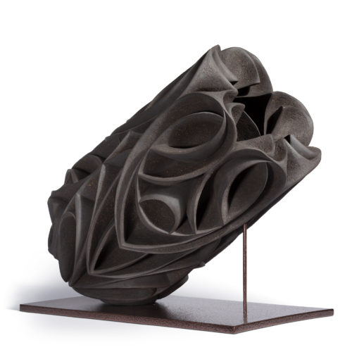 Halima Cassell Urn at Joanna Bird Contemporary Collections