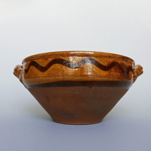 Clive Bowen, Large Handled Bowl at Joanna Bird Contemporary Collections