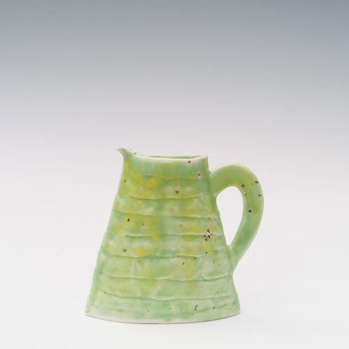 Emmanuel Cooper, Green Jug at Joanna Bird Contemporary Collections