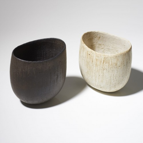 John Ward Flattened Forms at Joanna Bird Contemporary Collections