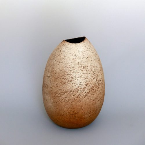 Joanna Constantinidis, Low Egg Vessel at Joanna Bird Contemporary Collections