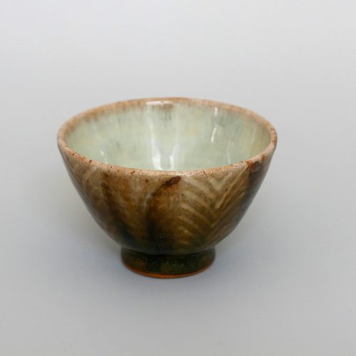 Edward Hughes, Footed Teabowl at Joanna Bird Contemporary Collections