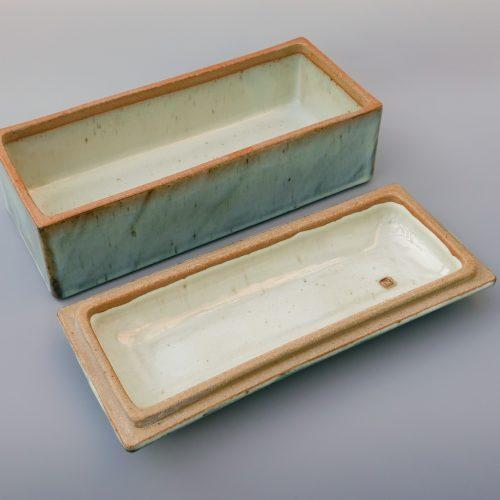Edward Hughes, Box and Lid at Joanna Bird Contemporary Collections