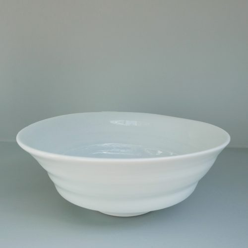 Takeshi Yasuda, Pale Blue Celadon Bowl at Joanna Bird Contemporary Collections