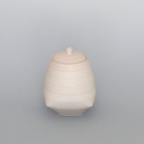 Sun Kim, Small Medium Lidded Jar at Joanna Bird Contemporary Collections