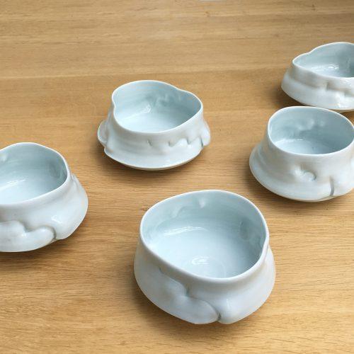Takeshi Yasuda, Celadon ware at Joanna Bird Contemporary Collections