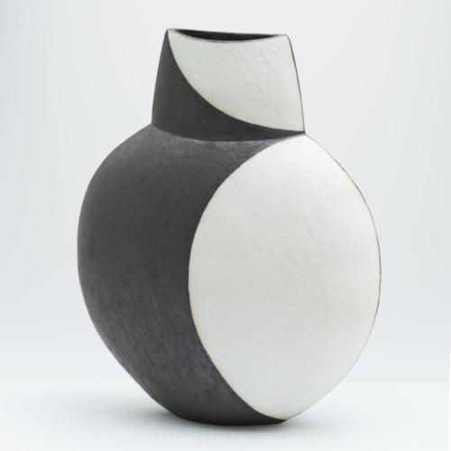 John Ward - Black and White Form at Joanna Bird Contemporary Collections