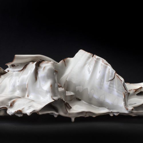 Theis Lorentzen Remnant 6 (front) at Joanna Bird Contemporary Collections