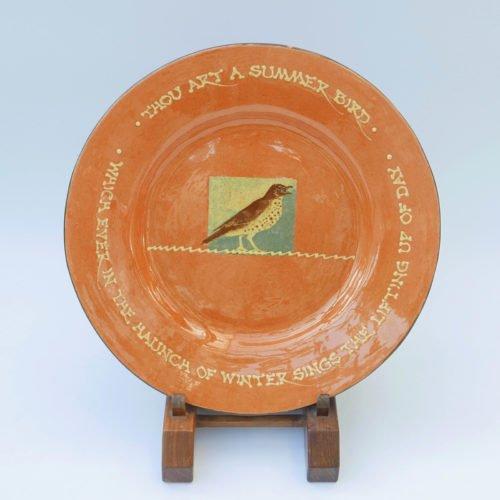 Thrush Plate