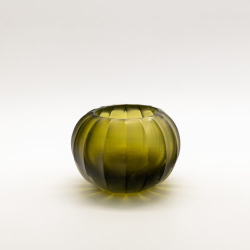 Micheluzzi Glass, Bocia Green
