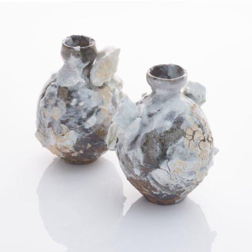 Akiko Hirai 'Sake Bottles'