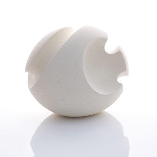 James Oughtibridge 'Small Concave Form'