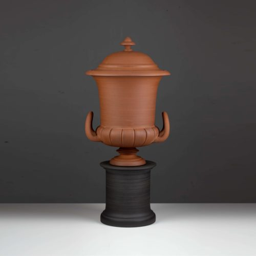 Matthew Warner Vase and Cover VIII