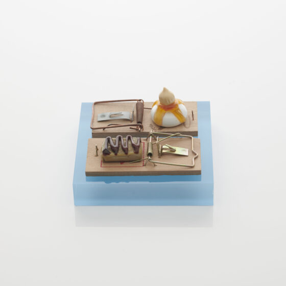 Gregory Warren Wilson, The Most Delectable Honey Trap, Joanna Bird Contemporary Collections