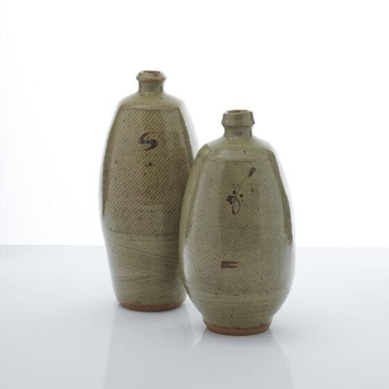 William Plumptre, Paddled Bottles