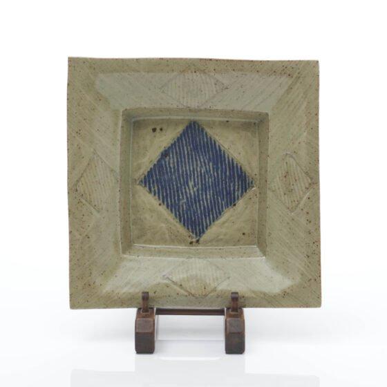 William Plumptre, Medium Square Plate