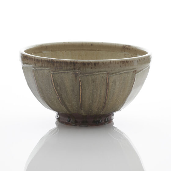 Richard Batterham, Large Cut Sided Bowl
