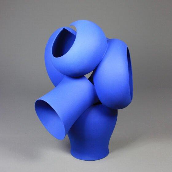 Blue Cornucopia