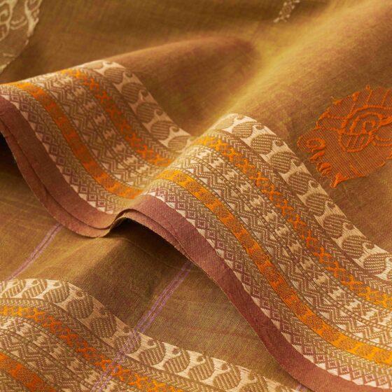 Saris from Tamil Nadu, India
